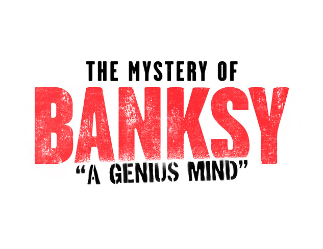 1. The Mystery of Banksy