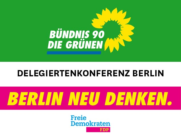 6. Delegiertenkonferenz Berlin